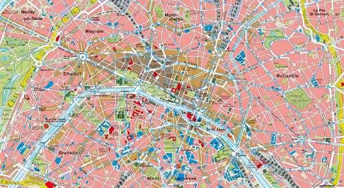 Diercke Karte Paris