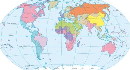 Diercke Karte Official languages