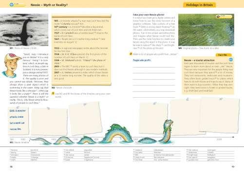 Diercke Karte Nessie - Myth or Reality?