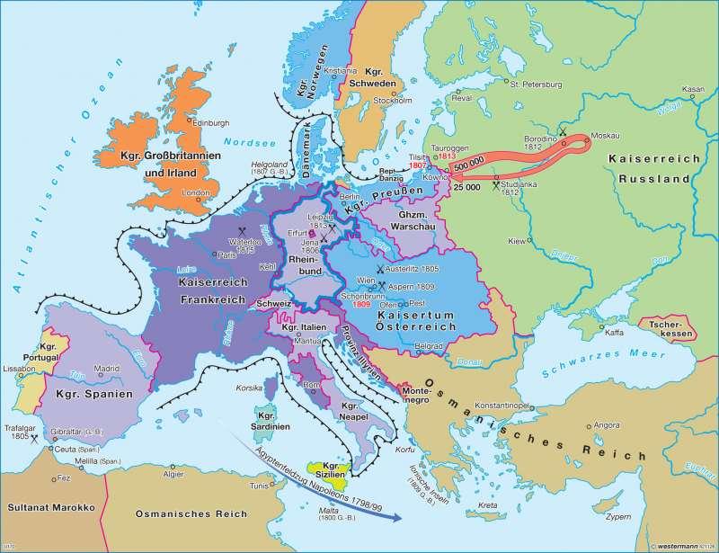 befreiungskriege napoleon zusammenfassung