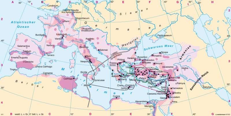 Frühes christentum im römischen reich
