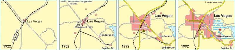 Wasserverbrauch Las Vegas