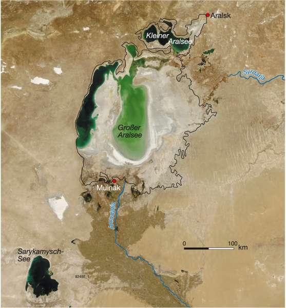 Kleiner Aralsee