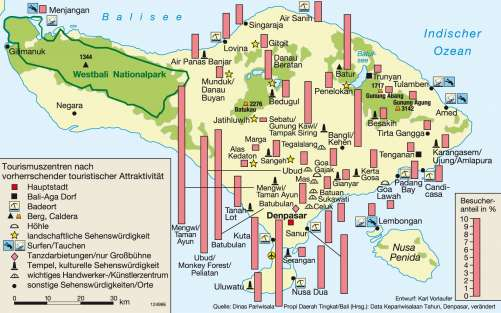 Bali Karte Asien.Diercke Weltatlas Kartenansicht Bali Tourismus 978 3 14