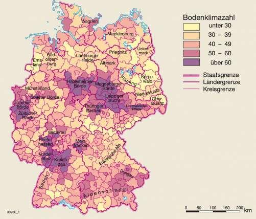 Diercke Weltatlas Kartenansicht Bodentypen 978 3 14 100700