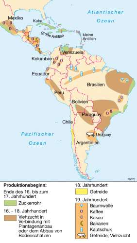 Karte Kuba.Diercke Weltatlas Kartenansicht Kuba Rohstoffwirtschaft 978