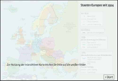 Karte Von Europa 1914.Diercke Weltatlas Kartenansicht Europa Vor Dem Ersten