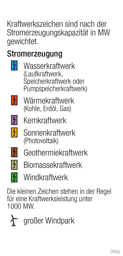 | Energie | Kartenlesen - Signaturen in der Wirtschaftskarte | Karte 14/5