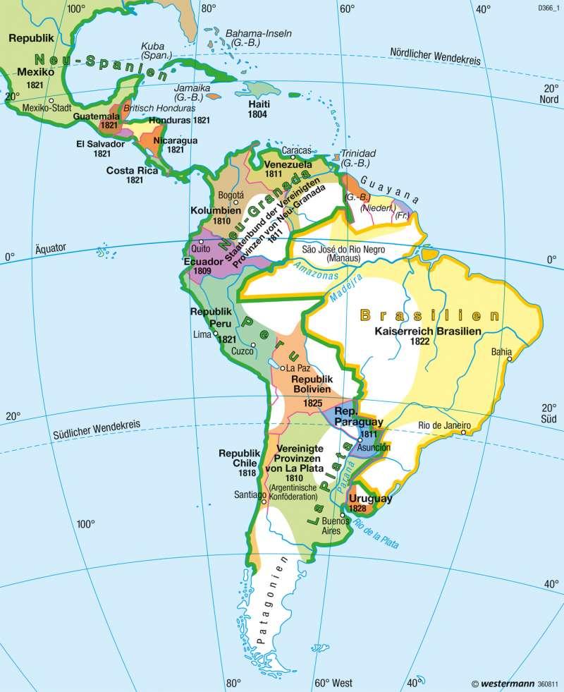 Deutsche Siedlungen In Südamerika