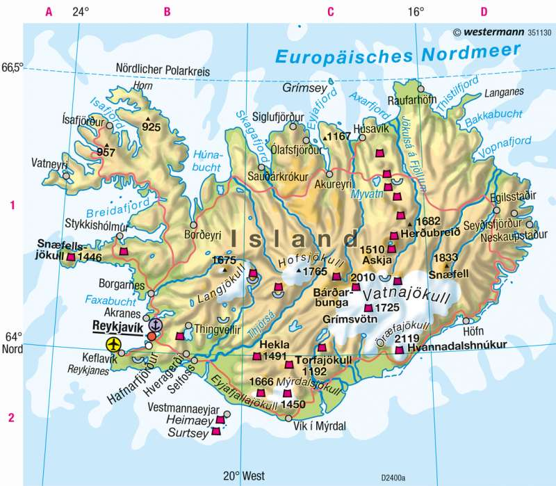 Island Deutsch