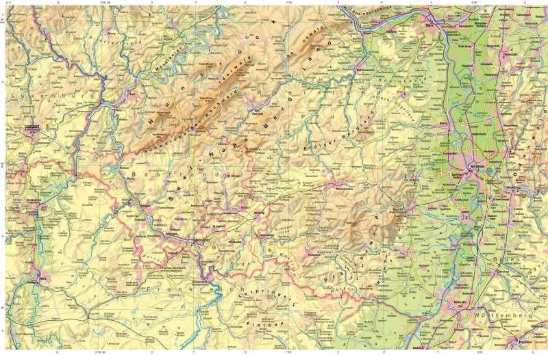 | Physische Karte | Physische Karte | Karte 14/1