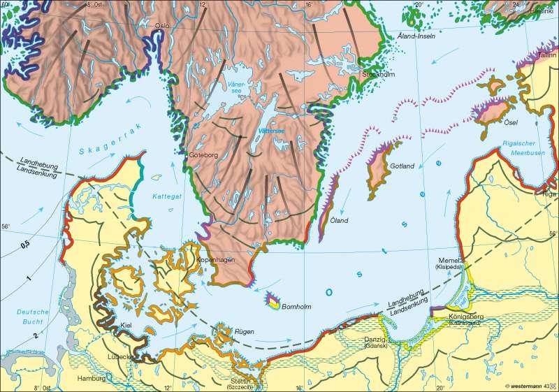 Küstenformen |  | Küstenlandschaften/Küstenformen | Karte 29/1