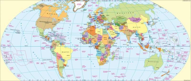 Diercke Weltatlas Kartenansicht Staaten 978 3 14 100700 8