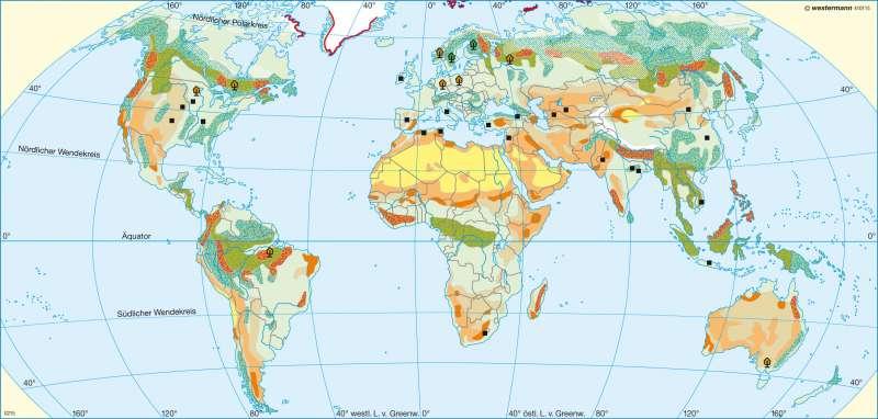 Landschaftswandel      Erde - Umwelt   Karte 39/3