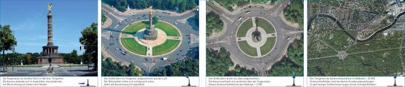 Berlin   vom Bild zur Karte   Hauptstadt Berlin   Karte 66/1