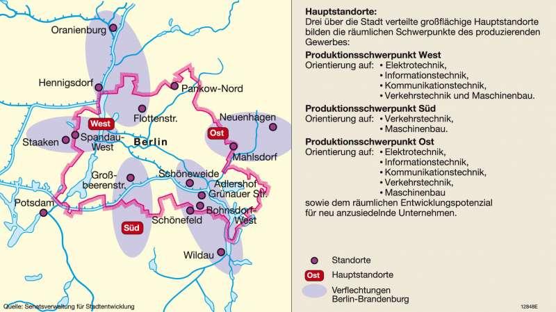 Diercke Weltatlas - Kartenansicht - Berlin 2007 - - 100750 - 26 - 2 - 0