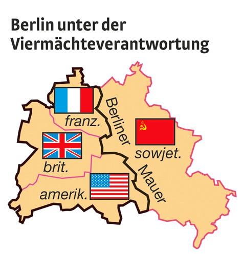 Berlin Geteilt