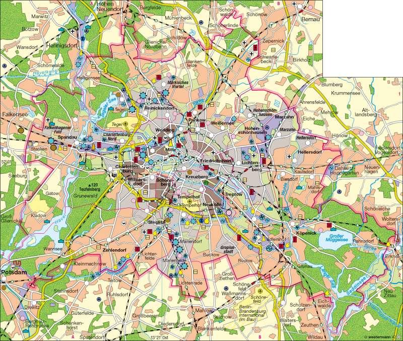 Berlin 2007 |  | Berlin | Karte 34/2