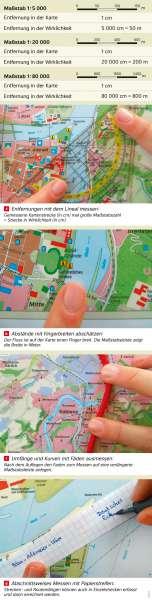 | MesseninKarten | Karte, Luftbild und Maßstab | Karte 13/4