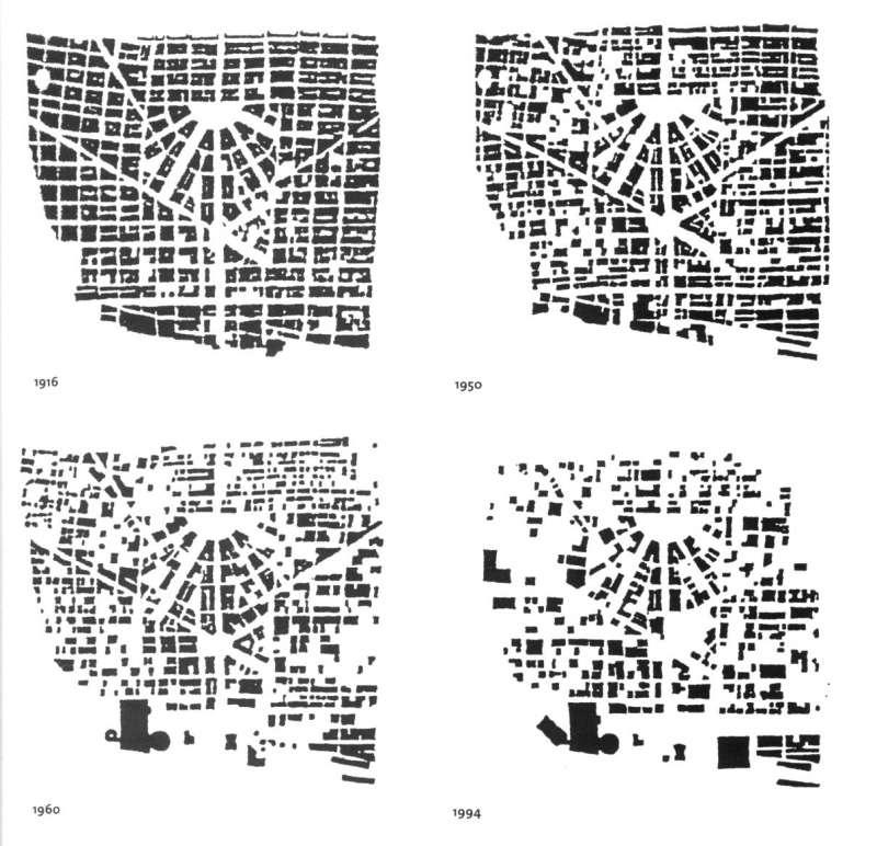 Diercke Weltatlas - Kartenansicht - Detroit - Nutzung und ...
