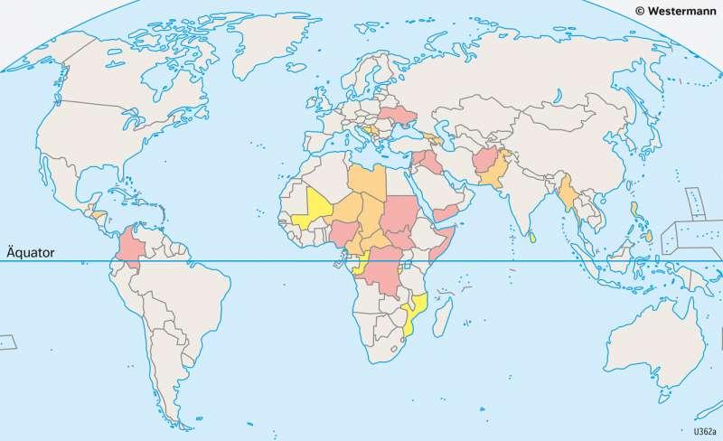 Erde | Binnenmigranten | Erde - Kultur und Migration | Karte 183/5