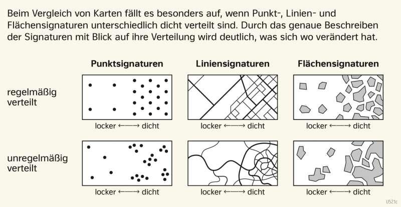 | Verteilungsmuster und Häufungen erfassen | Südraum Leipzig - Den Wandel von Räumen beschreiben | Karte 29/7