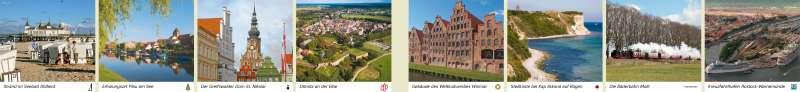 Mecklenburg-Vorpommern   Fotos   Mecklenburg-Vorpommern - Eine Karte lesen und auswerten   Karte 8/1