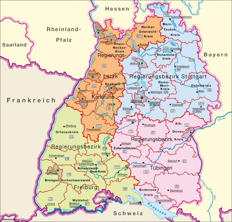 Diercke Weltatlas Kartenansicht Verwaltungsgliederung 978