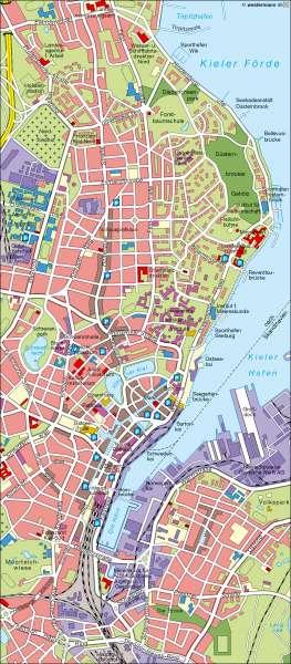Landeshauptstadt Kiel |  | Landeshauptstadt | Karte 8/3