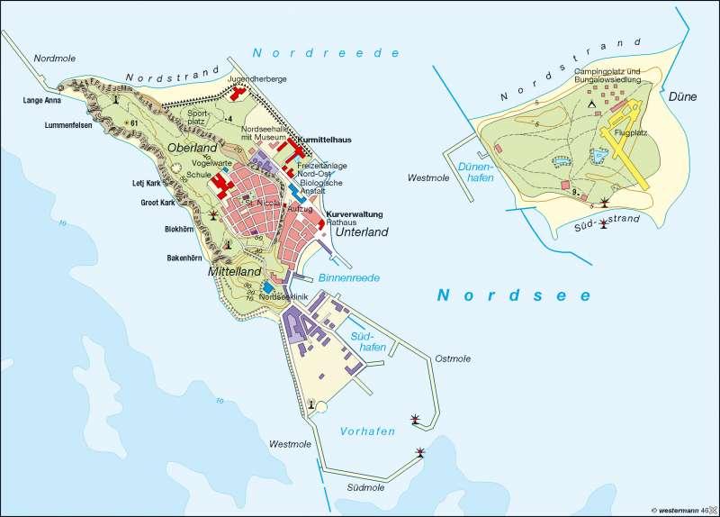 Helgoland |  | Helgoland | Karte 10/1