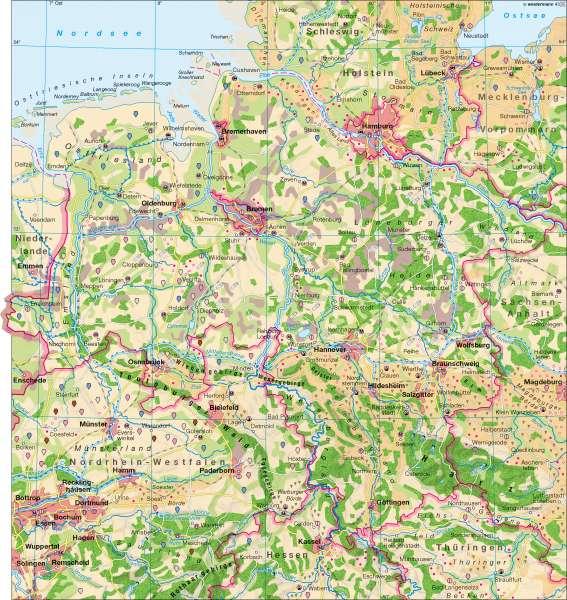 Landwirtschaft |  | Landwirtschaft | Karte 9/1