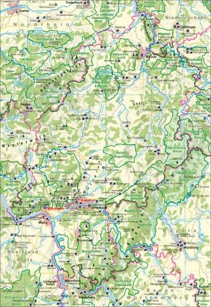 Tourismus |  | Tourismus | Karte 13/1