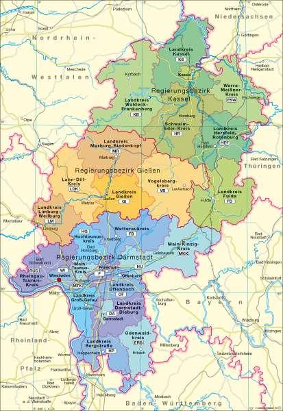 Verwaltungsgliederung |  | Verwaltungsgliederung | Karte 14/1
