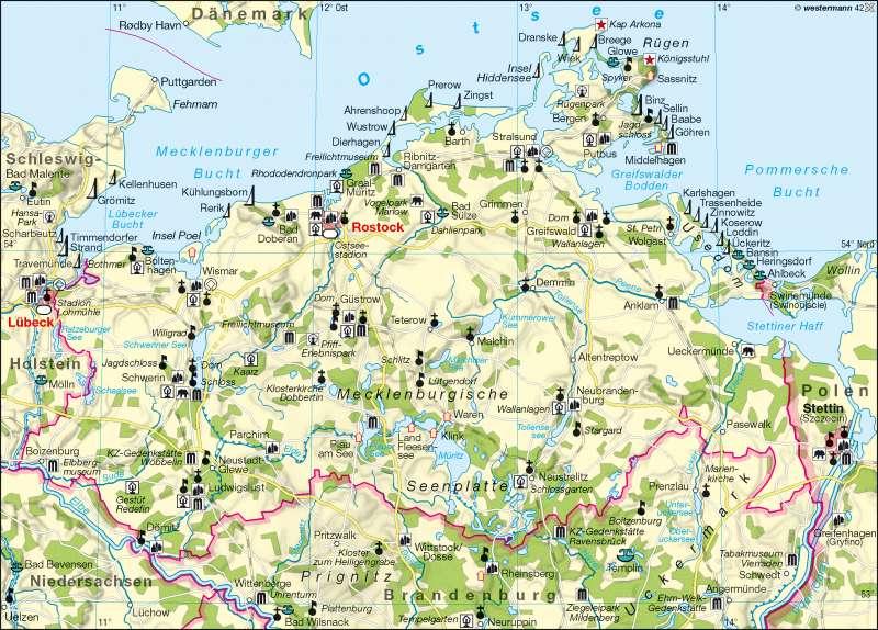 Tourismus |  | Tourismus | Karte 6/1